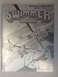 original centuri swimmer arcade game service manual wiring image is loading original centuri swimmer arcade game service manual