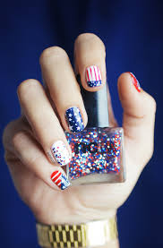 10 Best 4th of July Nail Art Designs - Cool Ideas for Patriotic ...