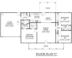 house plan 1500 c the james c