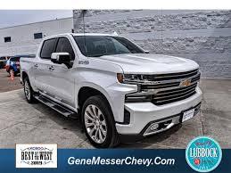 New 2019 Chevrolet Silverado 1500 High Country *HAIL SALE