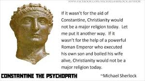 Constantine Quotes About Christianity Best of Pin By Just A Touch On Truth Spirituality Religion Pinterest