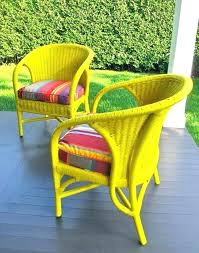 how to paint rattan patio furniture can you paint wicker furniture painting resin wicker outdoor furniture