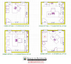 home office layout design floor plan ideas style small