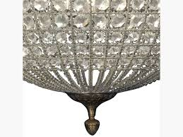 crystal sphere chandelier round effect with leaf decoration small bud
