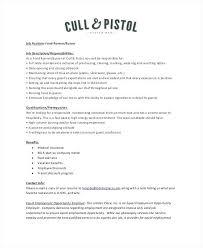 Food Runner Resume Sample Best Solutions Of Food Runner Resume