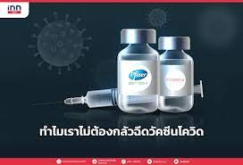 ทำไมเราไม่ต้องกลัวฉีดวัคซีนโควิด ? ไปหาคำตอบพร้อมๆกันเลย!