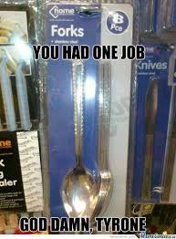 Forks N' Spoons Memes. Best Collection of Funny Forks N' Spoons ... via Relatably.com