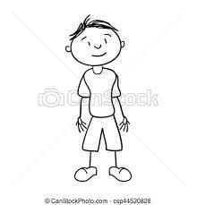 かわいい 男の子 図画 アイコン