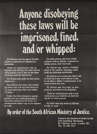 apartheid south africa the espresso stalinist poster