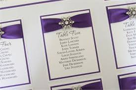 Color Purple Seating Chart Seating Chart But In Light Purple Color Wedding Table