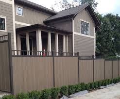 Castle Privacy Fence Pertaining To Aluminum Privacy Fence Decorating