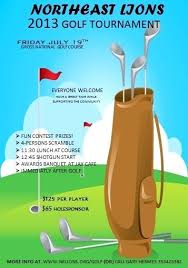Golf Tournament Template Formats For Foursomes Format How