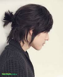 Hairstyles For Men With Thick Hair Medium Length Lovely Long Short