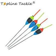 topline tackle 10pcs lot carp fishing buoy floats bobber fluorescent lightstick material float for accessory