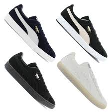 details about puma suede classic men s sneakers leather trainers sneakers smash new