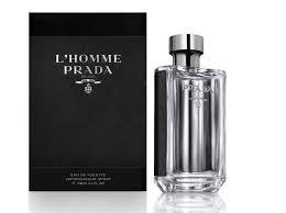 last minute gift что подарить мужчине не только к февраля  prada l homme Аристократичный древесно шипровый аромат построенный на классическом для парфюмерного Дома prada сочетании ингредиентов ириса и амбры