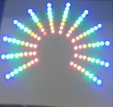 Đèn Led Hào quang phật 8 vòng - Hào quang tranh phật