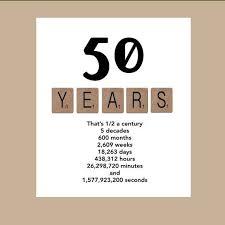 50 Year Old Birthday Cards 50th Birthday Card Printable Birthday