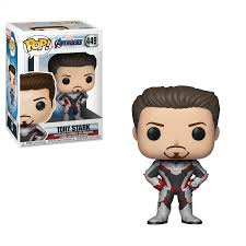 <b>Фигурка Funko POP</b>! Bobble: <b>Marvel</b>: <b>Avengers</b> Endgame: Tony ...