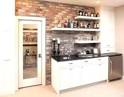 Basement Wet Bar Design Beauteous Basement Bar Cabinets Ideas Basement Bar Cabinets Basement Bar Wall
