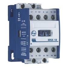 wiring diagram 4 pole contactor wiring image buy l t mnx18 three pole contactor aux 1 no at best price in on wiring 4 pole contactor wiring diagram