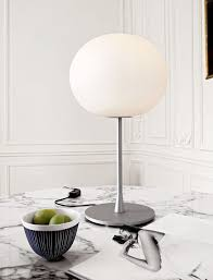 ball table lamp. glo-ball t1 table lamp ball