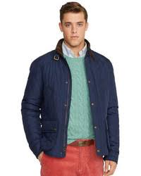 Polo Ralph Lauren Cadwell Quilted Bomber Jacket | Where to buy ... & ... Polo Ralph Lauren Cadwell Quilted Bomber Jacket ... Adamdwight.com