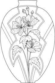 Disegno Di Vaso Con Fiori Da Colorare Disegni Da Colorare E