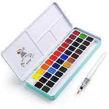 Artist Loft Sketch Markers Color Chart Top 10 Watercolor Paints Of 2019 Best Reviews Guide