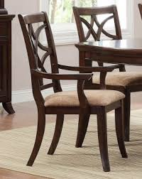 dining room wood furniture. keegan elegance rich brown cherry dining arm chair set of room wood furniture