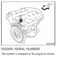 engine number location ? nissan 350z forum, nissan 370z tech forums 350z Engine Wiring Diagram click image for larger version name serialnumber gif views 9794 size 11 7 nissan 350z engine wiring diagram