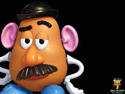 Image result for mr potato head