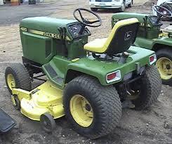 jim kaczmarek garden tractor info john deere 420 garden tractor