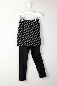 Joah Love Striped Skirt Legging Toddler Little Girls Hautelook