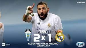 ALCOYANO VS REAL MADRID 2-1   RESUMEN Y GOLES