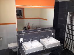 Hums Baublog Badezimmer Spiegelbeleuchtung