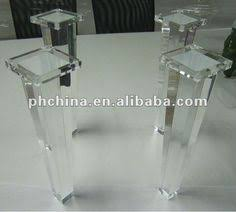 acrylic furniture legs. Atl-008 Tapered Acrylic Furniture Leg,Clear Stool Leg,Lucite Bench Leg,Acrylic Ottoman Leg - Buy Legs N