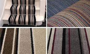 19 Stripe Carpet 21 Selection Of Colours In