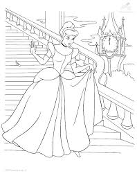 1001 Kleurplaten Fantasie Prinses Kleurplaat Prinses