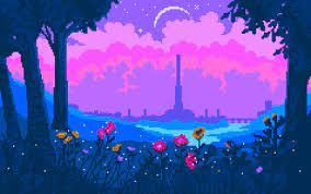 Cyrodiil Pixel Art Wallpaper, HD Artist ...