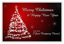 Business Christmas Card Template Christmas Greeting Email Template Newsletter Templates Free Email