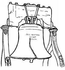 Small Picture Online for Kid Liberty Bell Coloring Page 46 For Download Coloring