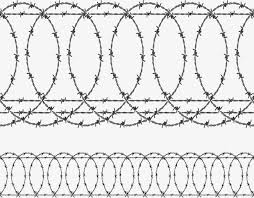barbed wire fence png. Perfect Wire Barbed Wire Vector Barbed Wire Fence Vector Power PNG And Vector Inside Wire Png E