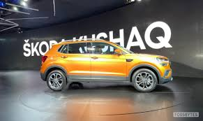 The 2021 skoda kushaq has a set of 2 engines under the hood. Skoda Kushaq First Review See Images Interior Features