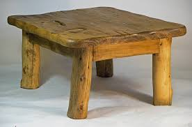 coffee table on a budget small wooden tables