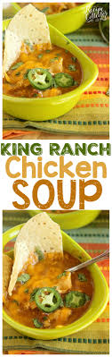easy meals for two with chicken. slow cooker king ranch chicken soup - this delicious, creamy is filled with all easy meals for two e