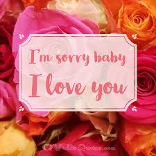 I'm Sorry Messages For Girlfriend 40 Sweet Ways To Apologize To Her Beauteous Im Sorry Love Quotes