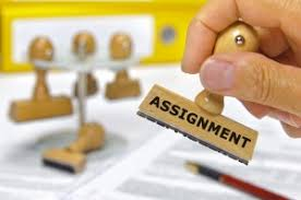 assignment of a right to a property and the tax implications that  assignment