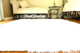 white fluffy rugs for bedroom plush area rug amazing full size
