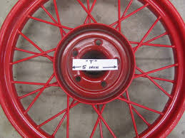 Ford Wheel Bolt Pattern Awesome Model T Ford Forum 48 48 Steel Spoked Wheels
